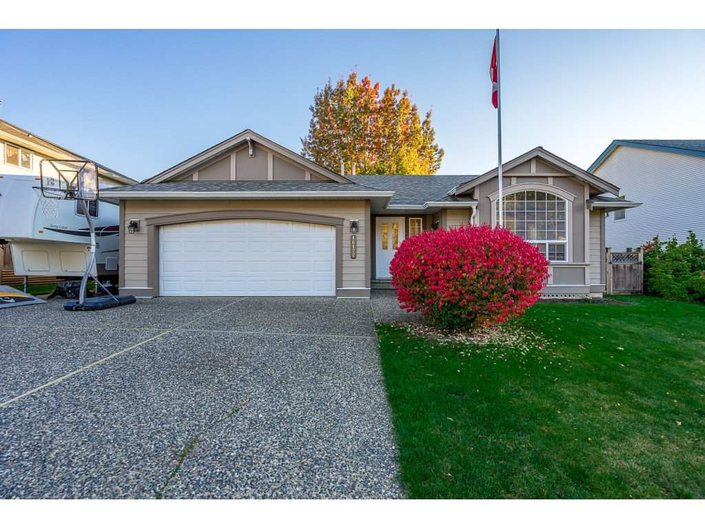 Main Photo: 46472 EDGEMONT Place in Sardis: Promontory House for sale : MLS®# R2316371