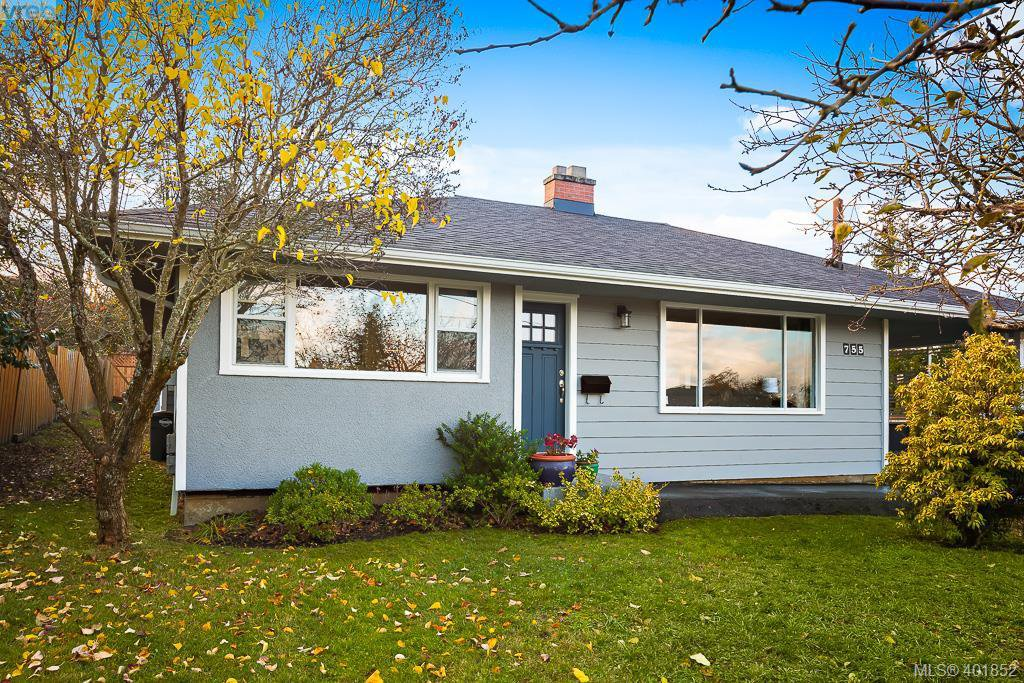 Main Photo: 755 Snowdrop Avenue in VICTORIA: SW Marigold Single Family Detached for sale (Saanich West)  : MLS®# 401852