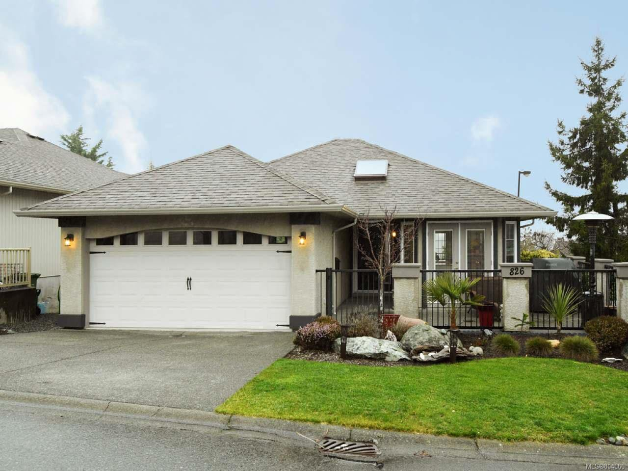Main Photo: 826 Country Club Dr in COBBLE HILL: ML Cobble Hill House for sale (Malahat & Area)  : MLS®# 804666