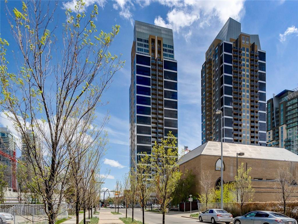 Main Photo: 1508 211 13 Avenue SE in Calgary: Beltline Apartment for sale : MLS®# C4244088