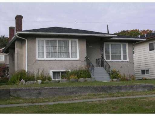 Main Photo: 8131 Selkirk St in Vancouver: Marpole Home for sale ()  : MLS®# V791974