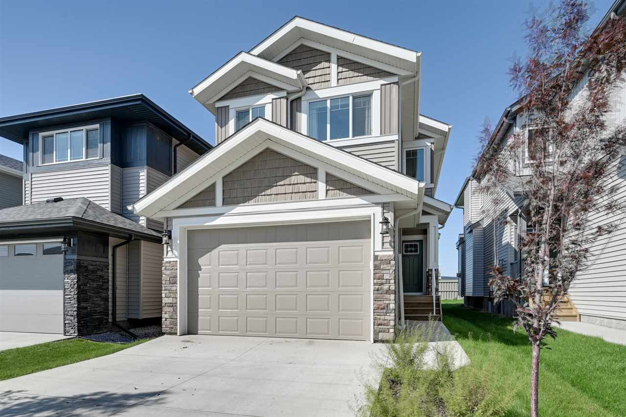 Main Photo: 8537 CUSHING Place in Edmonton: Zone 55 House for sale : MLS®# E4170805
