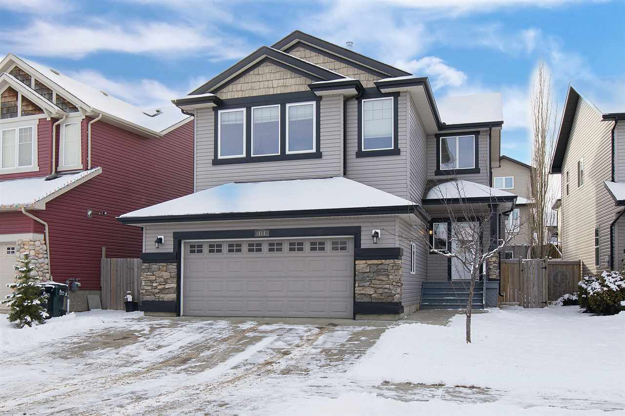 Main Photo: 114 CAMPBELL Drive: Sherwood Park House for sale : MLS®# E4181728