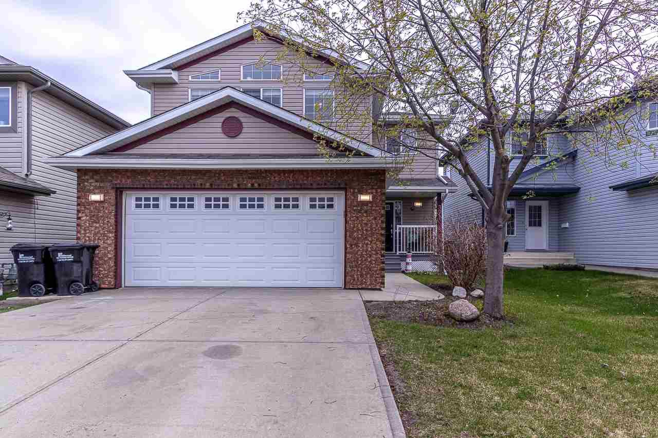 Main Photo: 371 FOXBORO Way: Sherwood Park House for sale : MLS®# E4197636