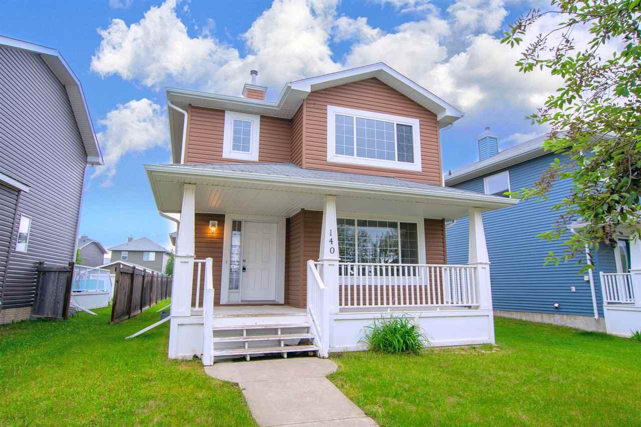 Main Photo: 140 WESTWOOD Lane: Fort Saskatchewan House for sale : MLS®# E4202408