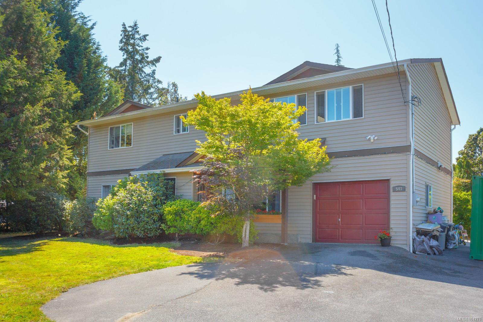 Main Photo: 543 Normandy Rd in : SW Royal Oak House for sale (Saanich West)  : MLS®# 851271
