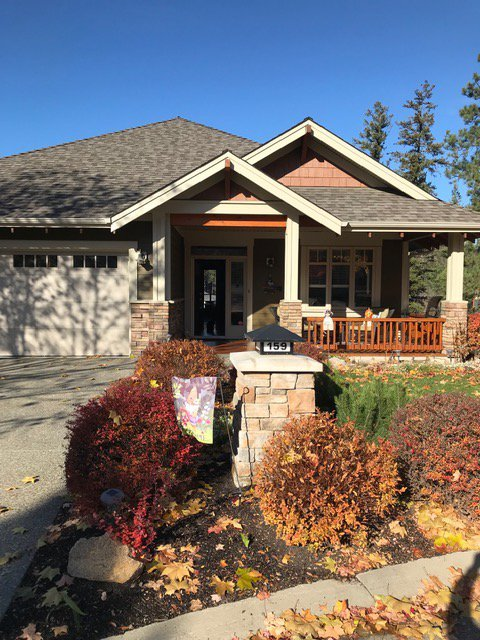 Main Photo: 159 Dormie Park Crescent in Vernon: Predator Ridge House for sale