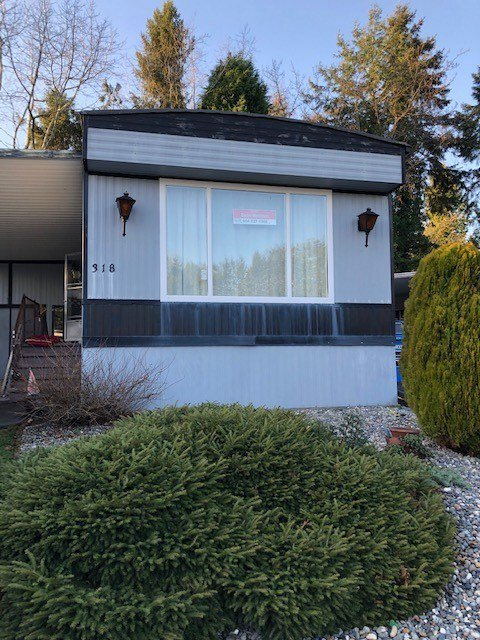 Main Photo: 318 1840 160 Street in Surrey: King George Corridor Manufactured Home for sale (South Surrey White Rock)  : MLS®# R2527403