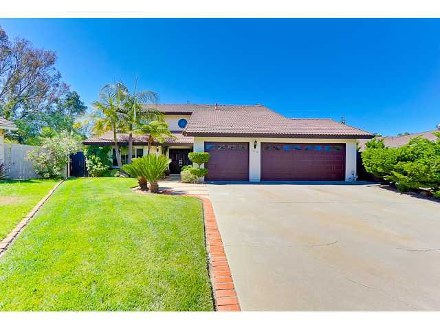 Main Photo: SCRIPPS RANCH House for sale : 4 bedrooms : 12159 Loire in San Diego