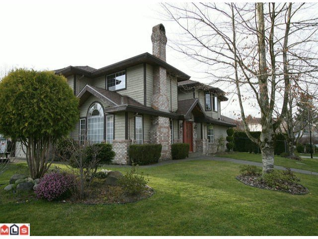 """Main Photo: 16765 BEECHWOOD CT in Surrey: Fraser Heights House for sale in """"GLENWOOD ESTATES"""" (North Surrey)  : MLS®# F1208747"""