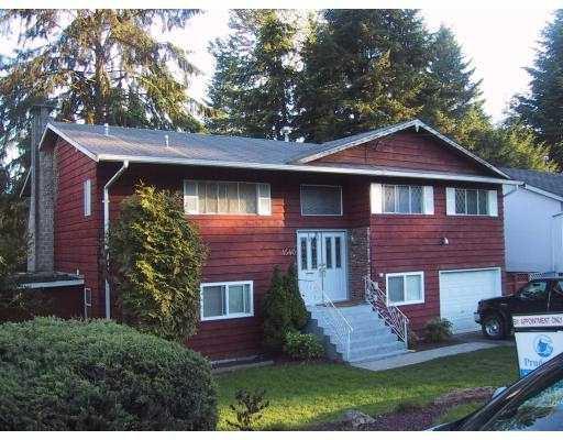 """Main Photo: 1540 LINCOLN AV in Port Coquiltam: Glenwood PQ House for sale in """"GLENWOOD"""" (Port Coquitlam)  : MLS®# V538772"""