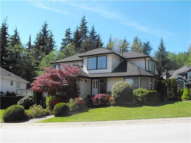 Main Photo: 1572 Bramble Lane in Coquitlam: Westwood Plateau House for sale : MLS®# V955252