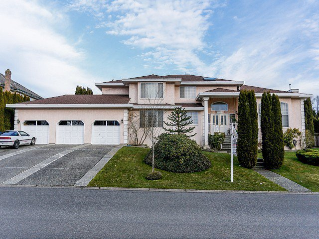 "Main Photo: 8336 141ST Street in Surrey: Bear Creek Green Timbers House for sale in ""Brookside"" : MLS®# F1402000"