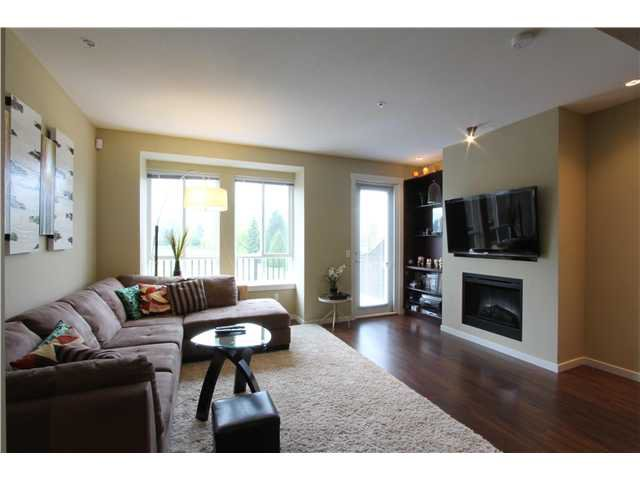 """Photo 5: Photos: 57 2418 AVON Place in Port Coquitlam: Riverwood Townhouse for sale in """"N"""" : MLS®# V1059292"""