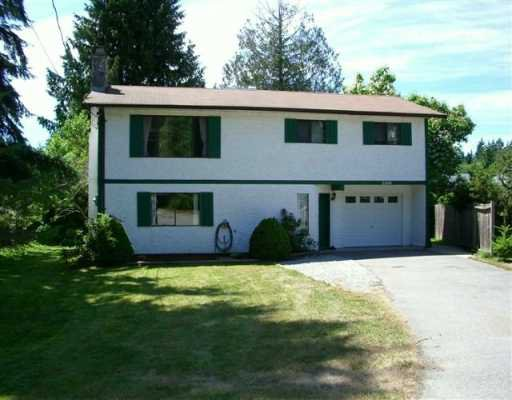 Photo 1: Photos: 1266 MARION Place in Gibsons: Gibsons & Area House for sale (Sunshine Coast)  : MLS®# V603132