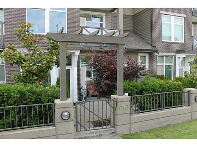 "Main Photo: 119 18818 68TH Avenue in Surrey: Clayton Condo for sale in ""CALERA"" (Cloverdale)  : MLS®# F1414922"