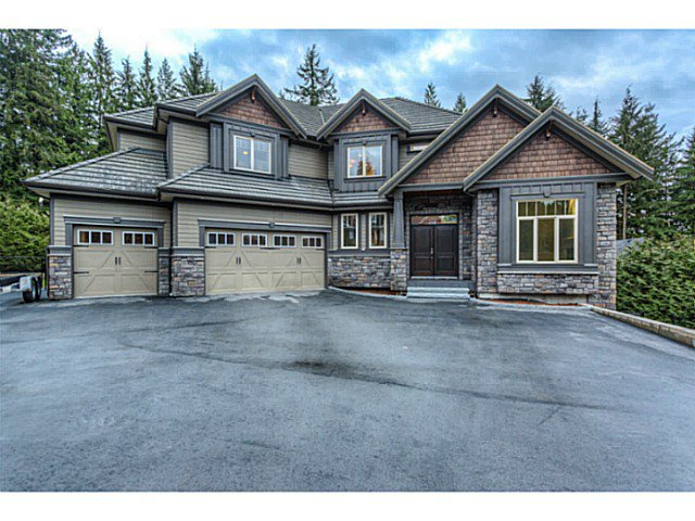 Main Photo: 2182 SUMMERWOOD Lane: Anmore House for sale (Port Moody)  : MLS®# V1106744