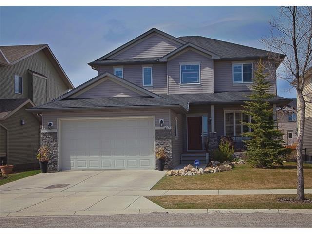 Main Photo: 40 DRAKE LANDING Drive: Okotoks House for sale : MLS®# C4006956