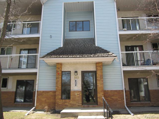 Main Photo: 90 Plaza Drive in WINNIPEG: Fort Garry / Whyte Ridge / St Norbert Condominium for sale (South Winnipeg)  : MLS®# 1509632