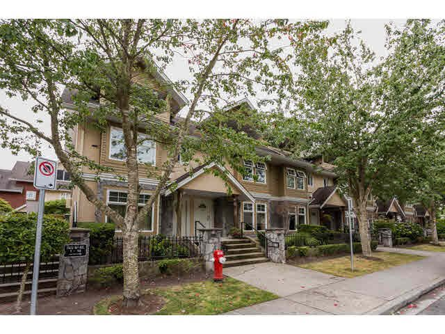 "Main Photo: 2 15432 16A Avenue in Surrey: King George Corridor Townhouse for sale in ""Carlton Court"" (South Surrey White Rock)  : MLS®# F1449185"