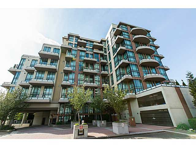 """Photo 2: Photos: 320 10 RENAISSANCE Square in New Westminster: Quay Condo for sale in """"MURANO"""" : MLS®# V1139711"""