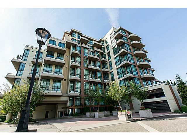 """Photo 1: Photos: 320 10 RENAISSANCE Square in New Westminster: Quay Condo for sale in """"MURANO"""" : MLS®# V1139711"""
