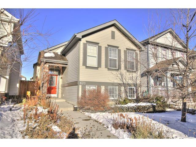 Photo 1: Photos: 670 EVERMEADOW Road SW in Calgary: Evergreen House for sale : MLS®# C4041129