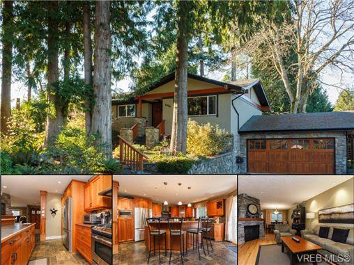 Main Photo: 4904 Wesley Road in VICTORIA: SE Cordova Bay Single Family Detached for sale (Saanich East)  : MLS®# 358579