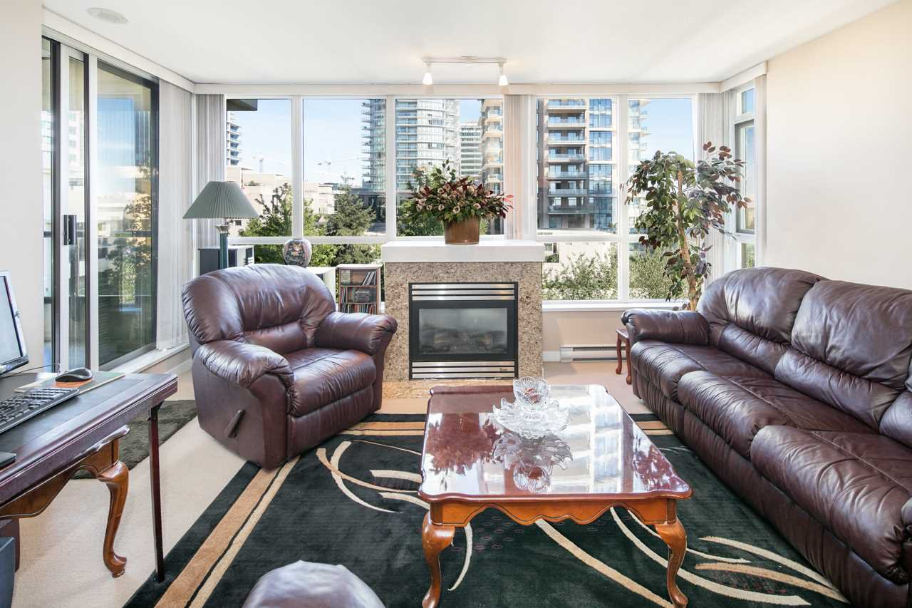 "Main Photo: 507 2088 MADISON Avenue in Burnaby: Brentwood Park Condo for sale in ""The FRESCO by BOSA-BRENTWOOD PARK"" (Burnaby North)  : MLS®# R2102664"