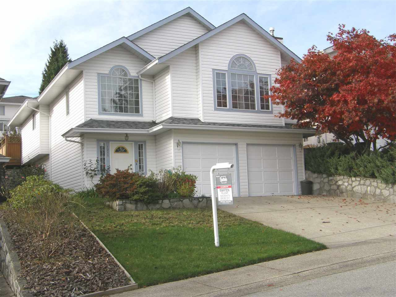 Main Photo: 1268 MICHIGAN Drive in Coquitlam: Canyon Springs House for sale : MLS®# R2110754