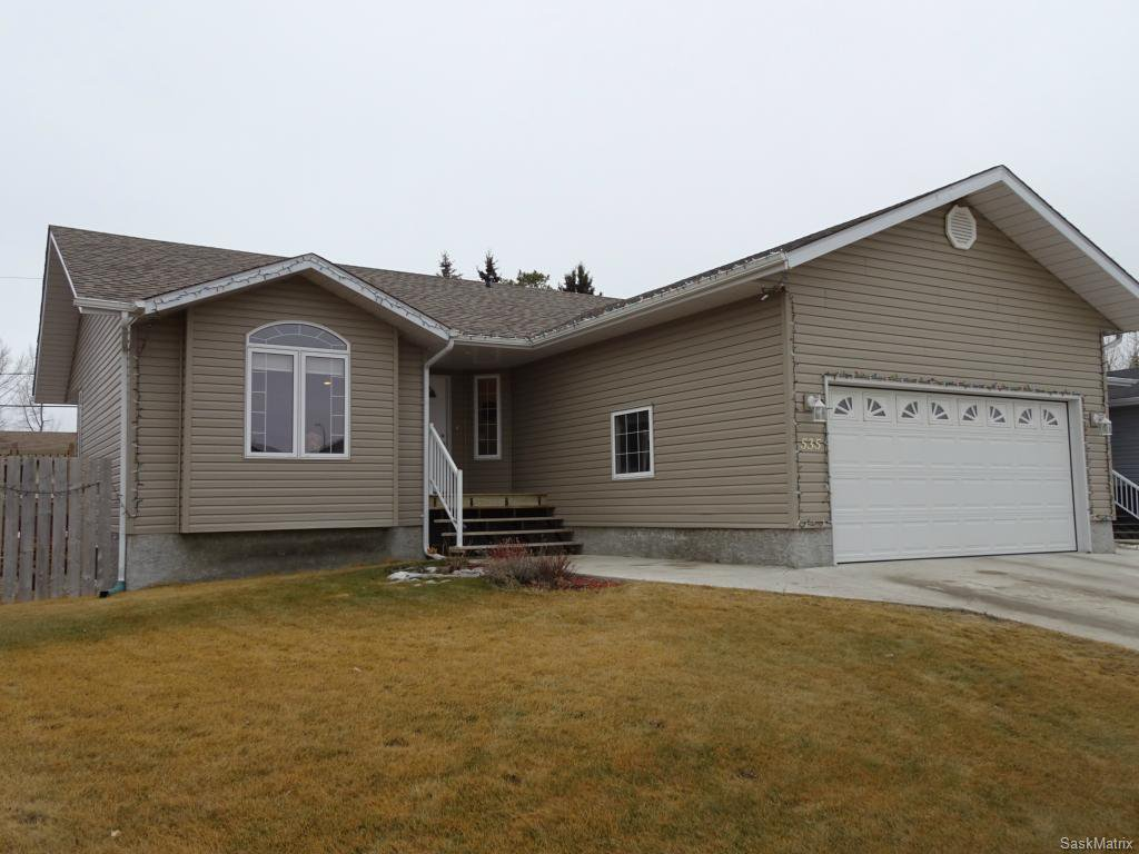 Main Photo: 535 BURNS Avenue in Southey: Rural Single Family Dwelling for sale (Regina NE)  : MLS®# 602491