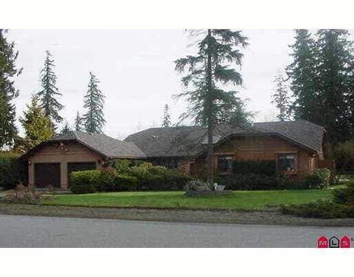 Main Photo: 7676 229 STREET in : Fort Langley House for sale : MLS®# F2201854