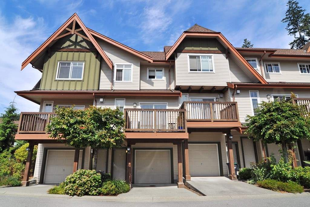 """Main Photo: 93 2000 PANORAMA Drive in Port Moody: Heritage Woods PM Townhouse for sale in """"MOUNTAIN EDGE"""" : MLS®# R2201532"""
