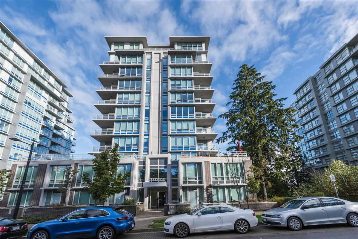 "Main Photo: 212 9080 UNIVERSITY Crescent in Burnaby: Simon Fraser Univer. Condo for sale in ""Altitude"" (Burnaby North)  : MLS®# R2214557"