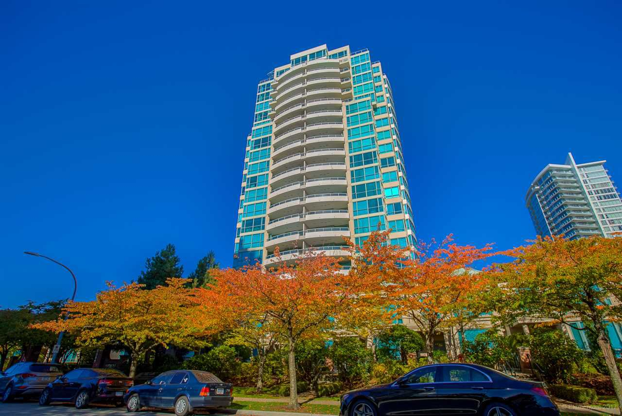Main Photo: 1904 6611 SOUTHOAKS Crescent in Burnaby: Highgate Condo for sale (Burnaby South)  : MLS®# R2216426