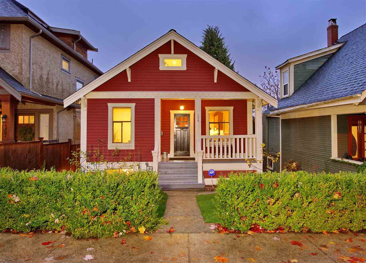 Main Photo: 175 E 21ST Avenue in Vancouver: Main House for sale (Vancouver East)  : MLS®# R2223614