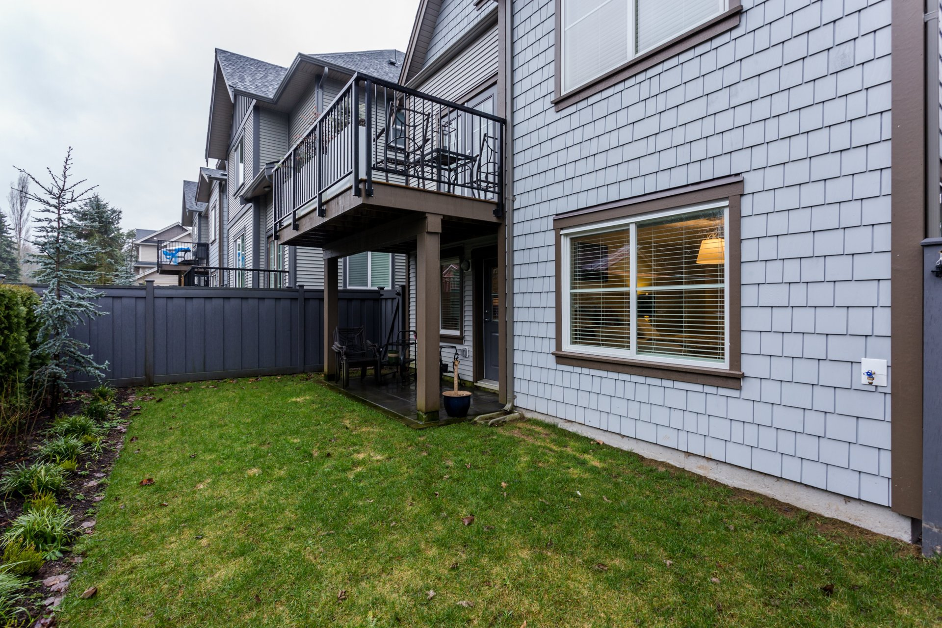 """Photo 40: Photos: 8 8217 204B Street in Langley: Willoughby Heights Townhouse for sale in """"EVERLY GREEN"""" : MLS®# R2236678"""