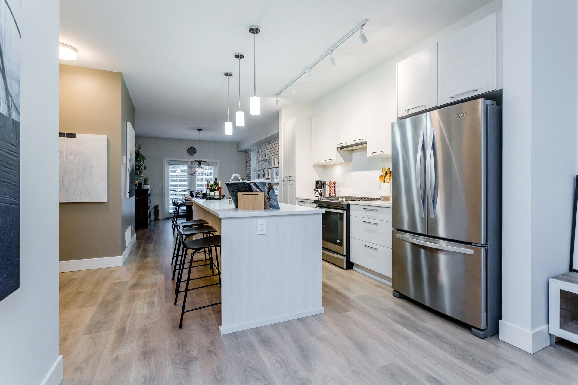 """Photo 11: Photos: 8 8217 204B Street in Langley: Willoughby Heights Townhouse for sale in """"EVERLY GREEN"""" : MLS®# R2236678"""