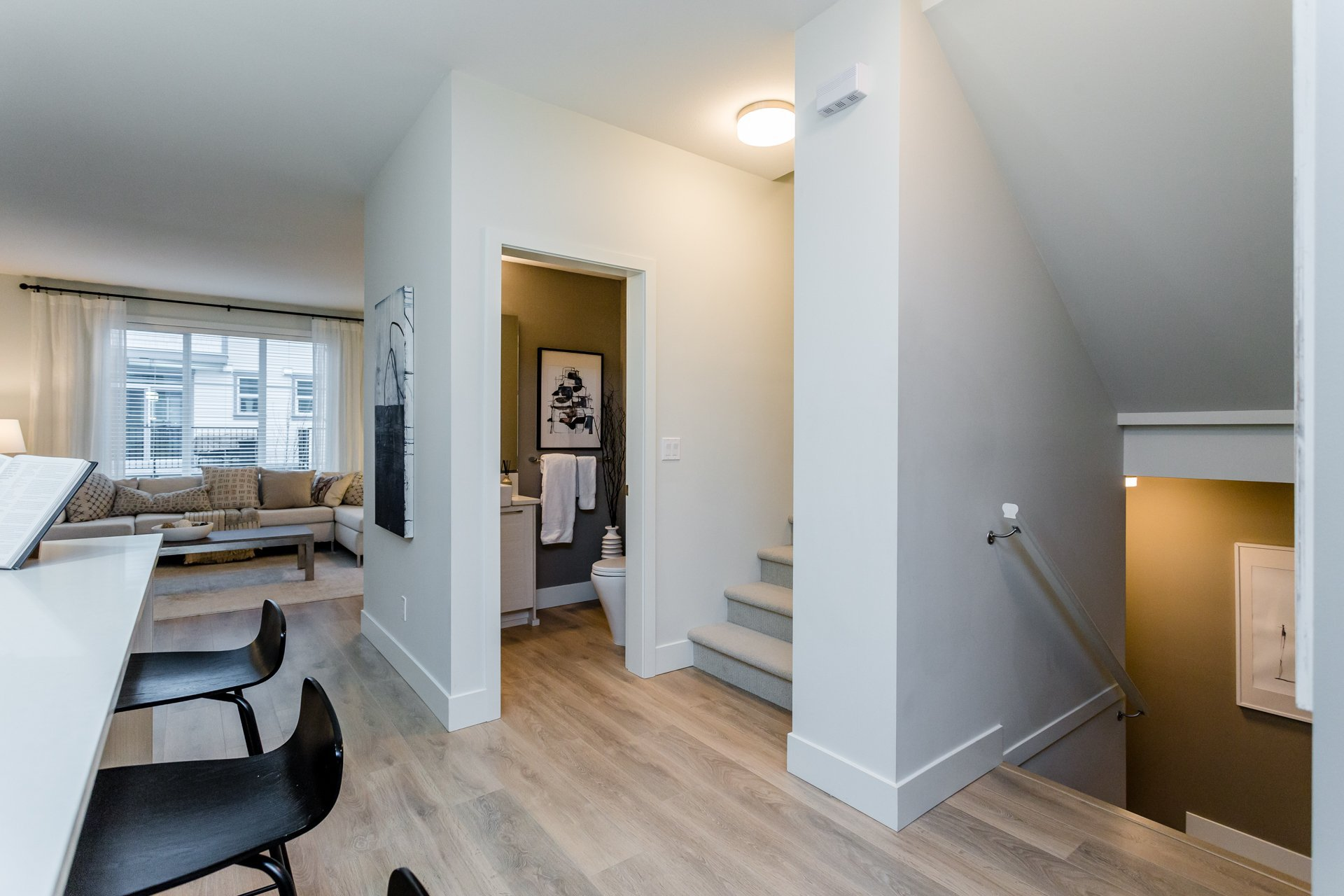 """Photo 5: Photos: 8 8217 204B Street in Langley: Willoughby Heights Townhouse for sale in """"EVERLY GREEN"""" : MLS®# R2236678"""