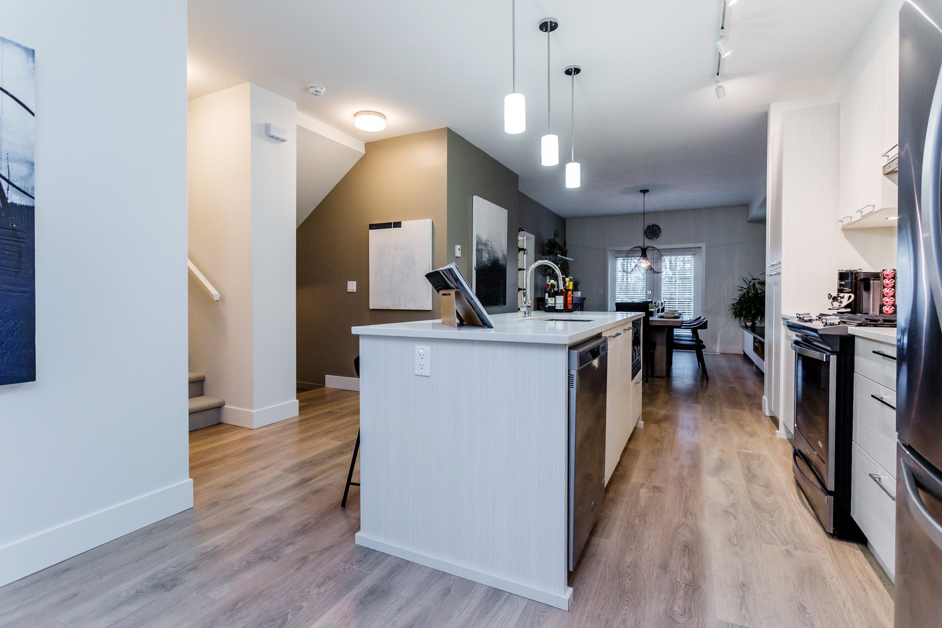 """Photo 12: Photos: 8 8217 204B Street in Langley: Willoughby Heights Townhouse for sale in """"EVERLY GREEN"""" : MLS®# R2236678"""