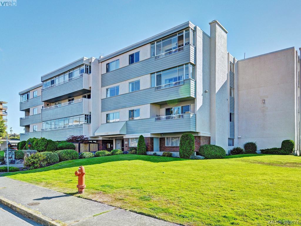Main Photo: 404 545 Rithet Street in VICTORIA: Vi James Bay Condo Apartment for sale (Victoria)  : MLS®# 388671