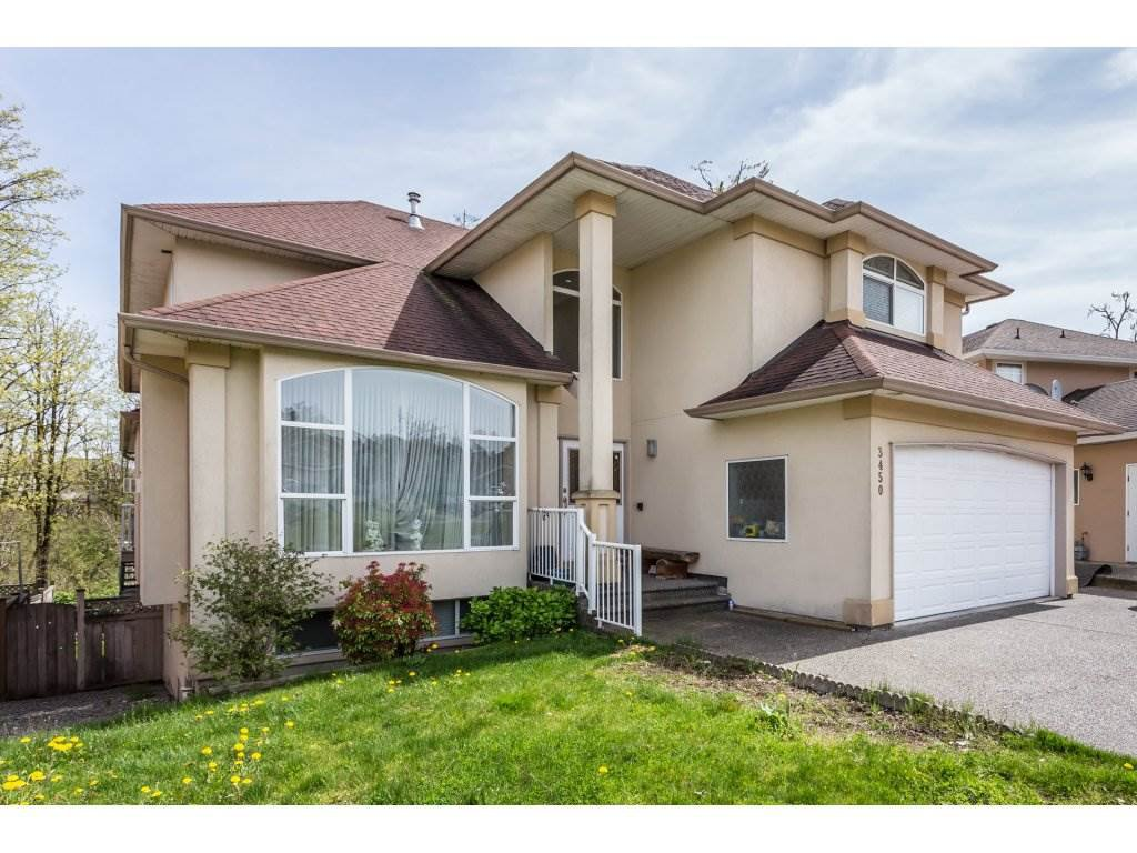 Main Photo: 3450 SIDEGROVE Court in Abbotsford: Abbotsford West House for sale : MLS®# R2262475