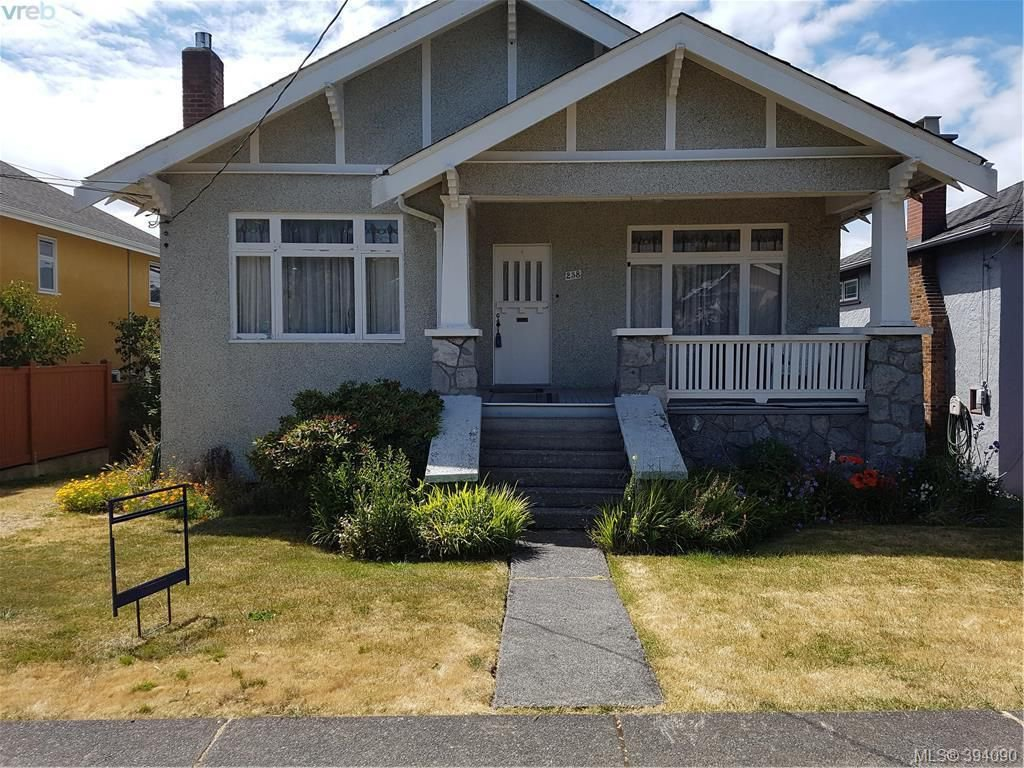 Main Photo: 238 Moss St in VICTORIA: Vi Fairfield West Single Family Detached for sale (Victoria)  : MLS®# 790080