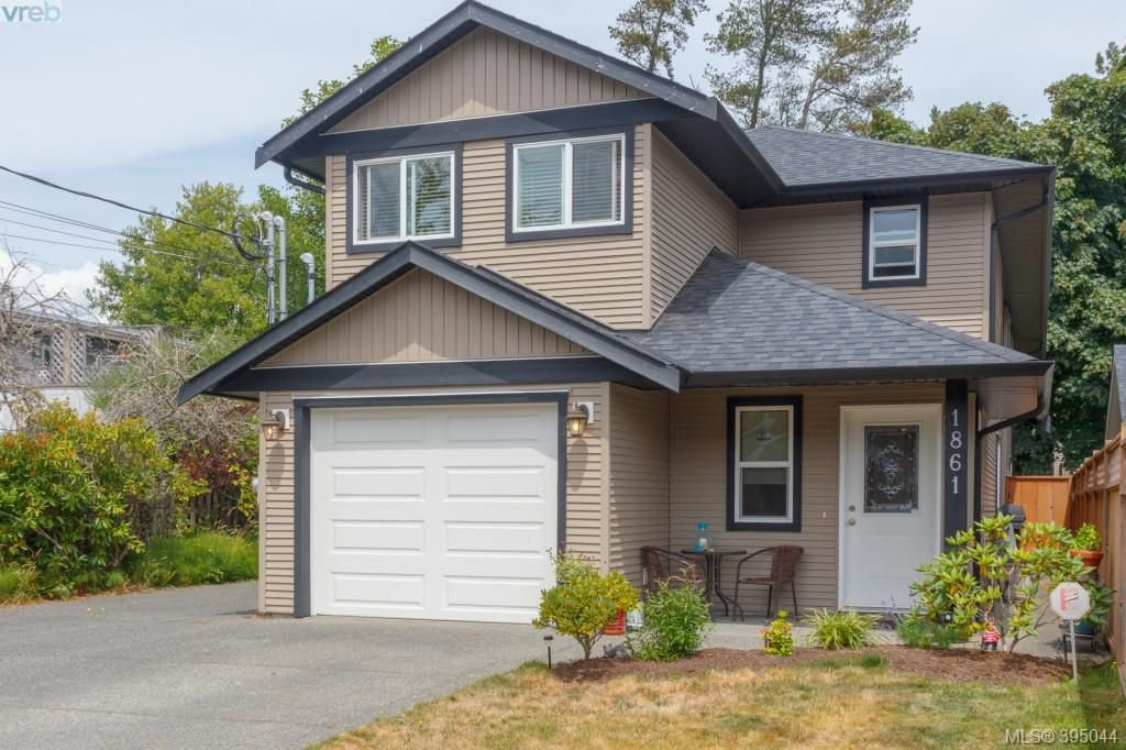 Main Photo: 1861 Tominny Road in SOOKE: Sk Whiffin Spit Strata Duplex Unit for sale (Sooke)  : MLS®# 395044