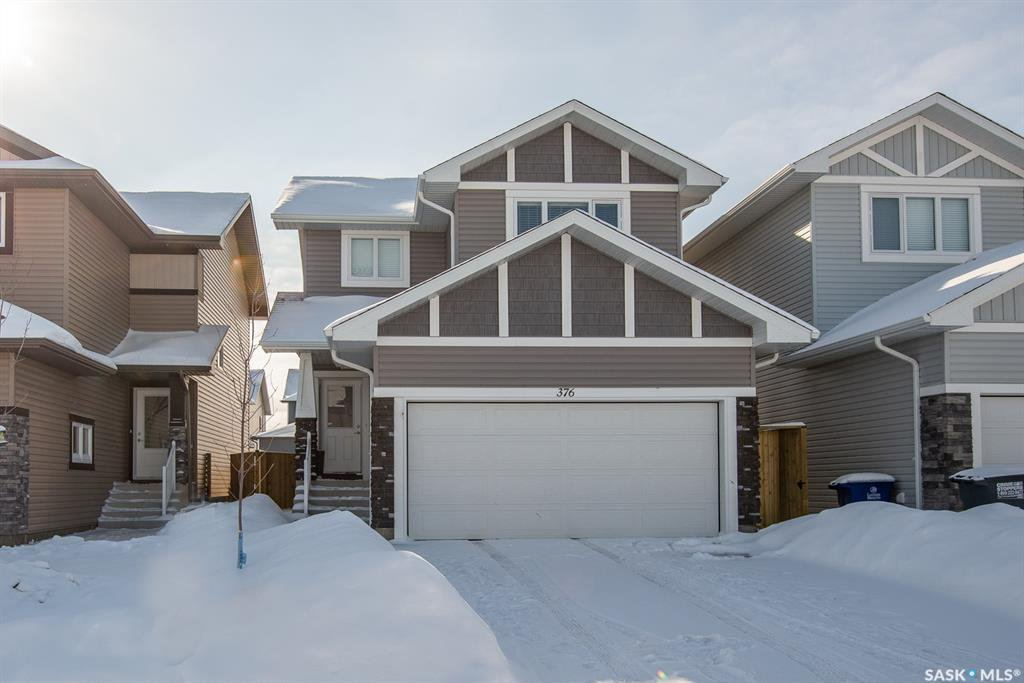 Main Photo: 376 Underhill Bend in Saskatoon: Brighton Residential for sale : MLS®# SK759560