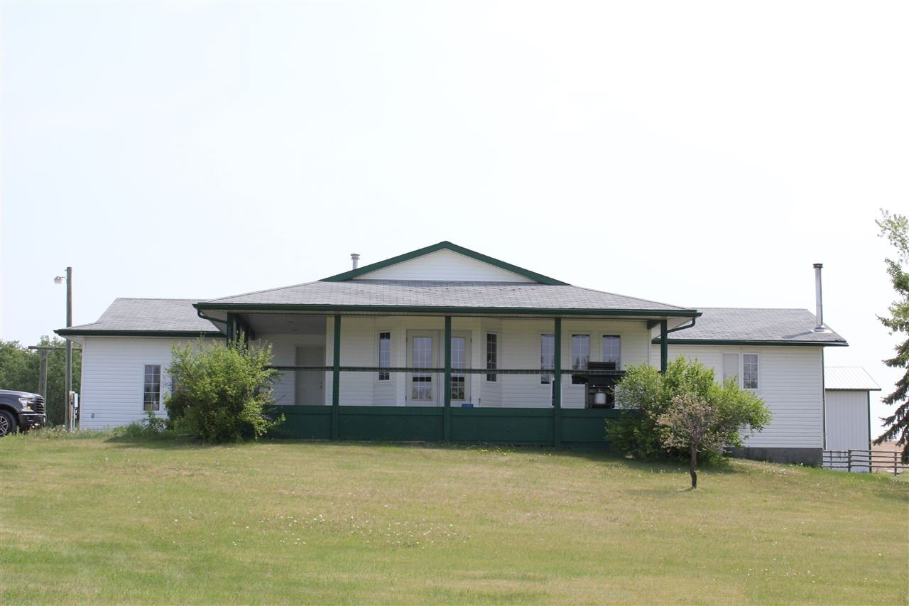 Main Photo: 55229 Sec Hwy 897: Rural St. Paul County House for sale : MLS®# E4159970