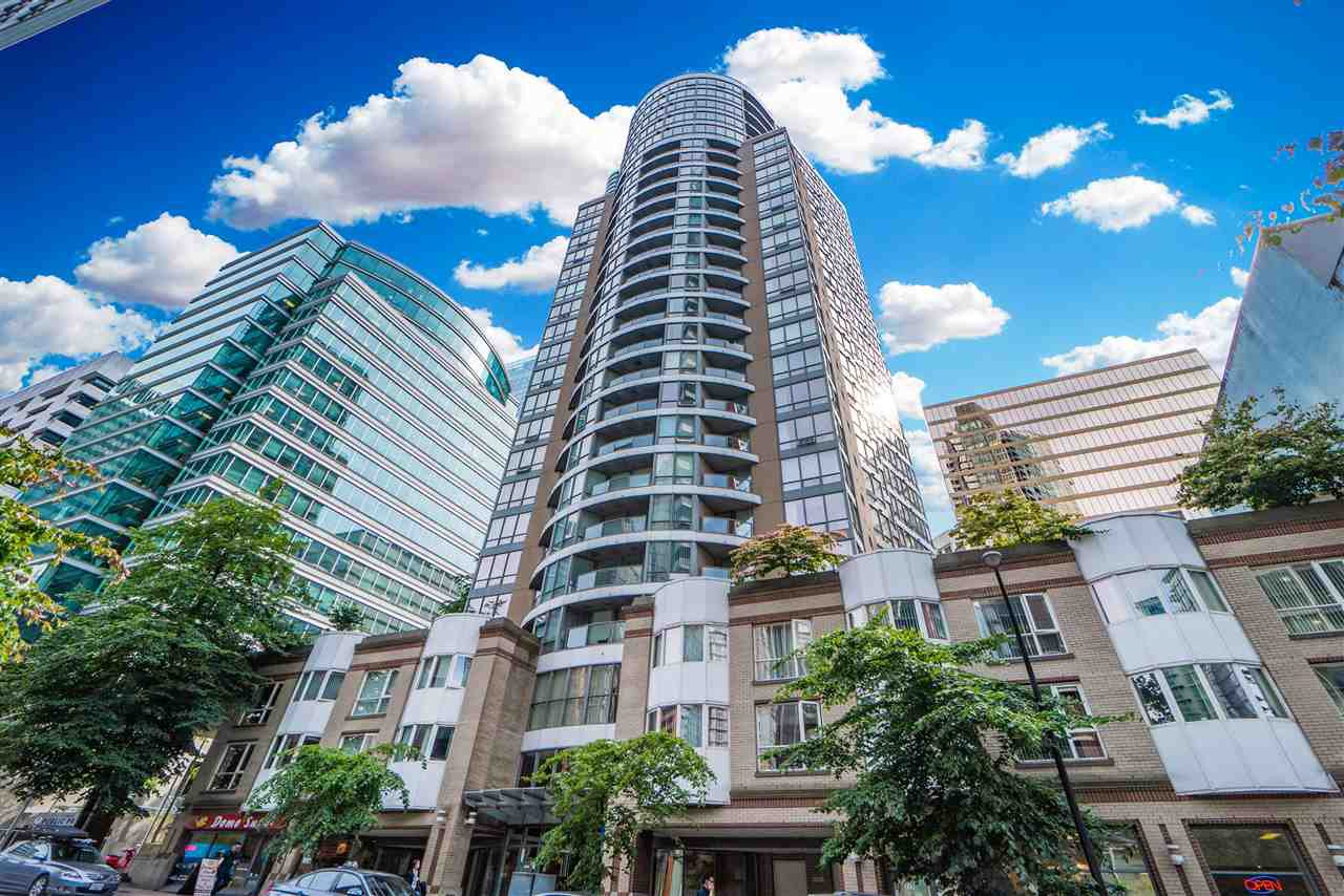 """Main Photo: 2705 1166 MELVILLE Street in Vancouver: Coal Harbour Condo for sale in """"ORCA PLACE"""" (Vancouver West)  : MLS®# R2383766"""