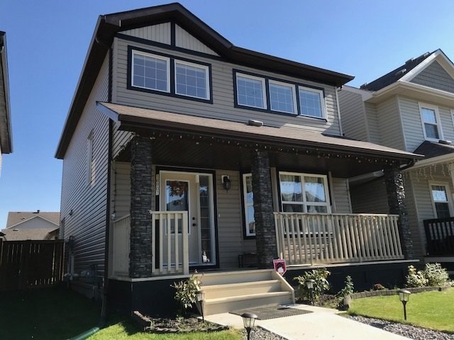 Main Photo: 16907 121 Street in Edmonton: Zone 27 House for sale : MLS®# E4163723