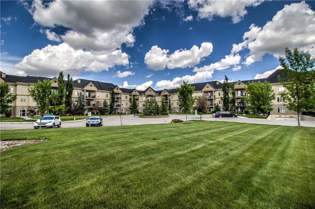 Main Photo: 109 52 CRANFIELD Link SE in Calgary: Cranston Apartment for sale : MLS®# C4255987