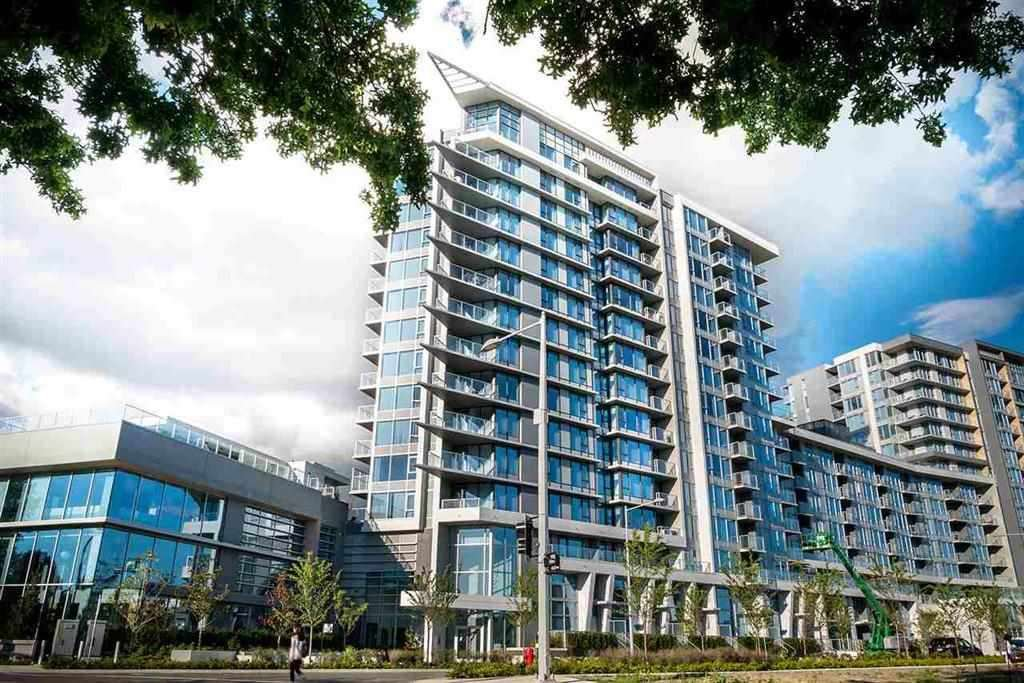 Main Photo: A1607 8333 SWEET Avenue in Richmond: West Cambie Condo for sale : MLS®# R2398235